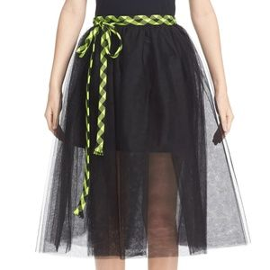 (nwt) Marc Jacobs Tulle Wrap Skirt